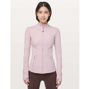 Lululemon Define Jacket in Pink Size 4